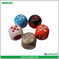 Multimedia cube dice shaped mini speaker for mobile phone ,music mini bluetooth speaker