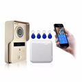 Shenzhen manufacturer accept OEM/ODM motion detector metal ACTOP android/iphone smart wireless wifi video door bell