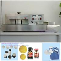 Top quality unique inline cup filling sealing machine