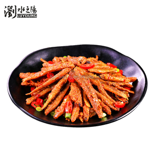 Hot sell dried seafood snacks for children
