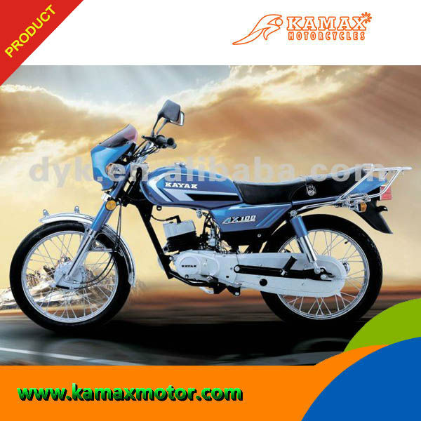 2014 China Cheap AX100 Street Bike 100cc Motorcycle