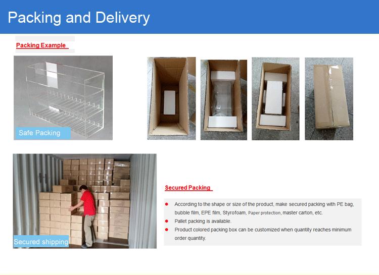 China Manufacturer Wholesale Acrylic Bird Feeder
