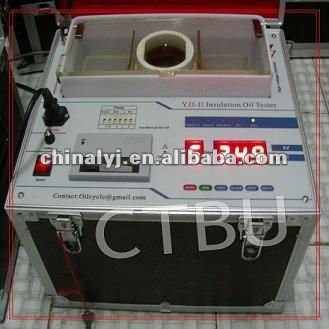Model SY Fully Automatic Dielectric Oil analysis testing Kit