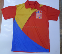 OEM colored polo shirt quick dry polo print polo t shirt