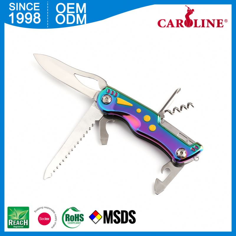 Lowest Cost Multifunctional Stainless Steel Browning Da43 Folding Knife Blanks