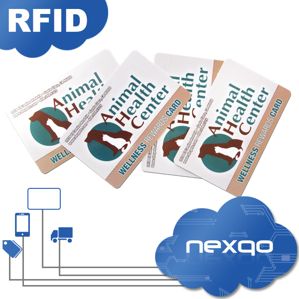 Free design! Plastic or Paper RFID gift card