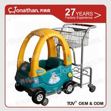 TQC-HR OEM available safety kiddie shopping cart