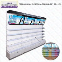 Display Rack System Producer Cosmetic Shelving Rack for Mini Mart or Department Store