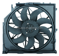 For BMW E83(X3) Branded 12V DC Electric Radiator Cooling Fan