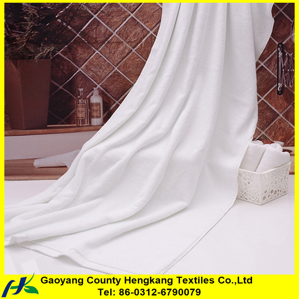 China towel factory supply cotton textile hotel customised face towel