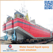 Liquid epoxy resin for Concrete resistance to alkali self-cleaning sealer