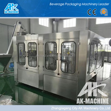 Complete Full Automatic fresh Fruit Juice Processing Line / Drink Production Line / Juice Filling Machine