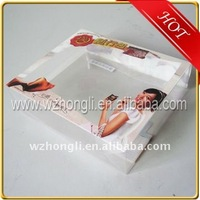 pvc packing box for candy