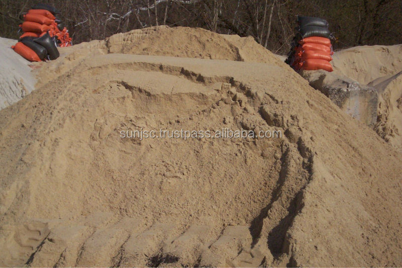 Exporting PREMIUM natural fine river sand at BEST PRICE