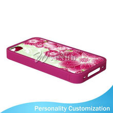 New Arrive Blank 2D Phone Case Cover Sublimation prestigio mobile phone case For Iphone 4