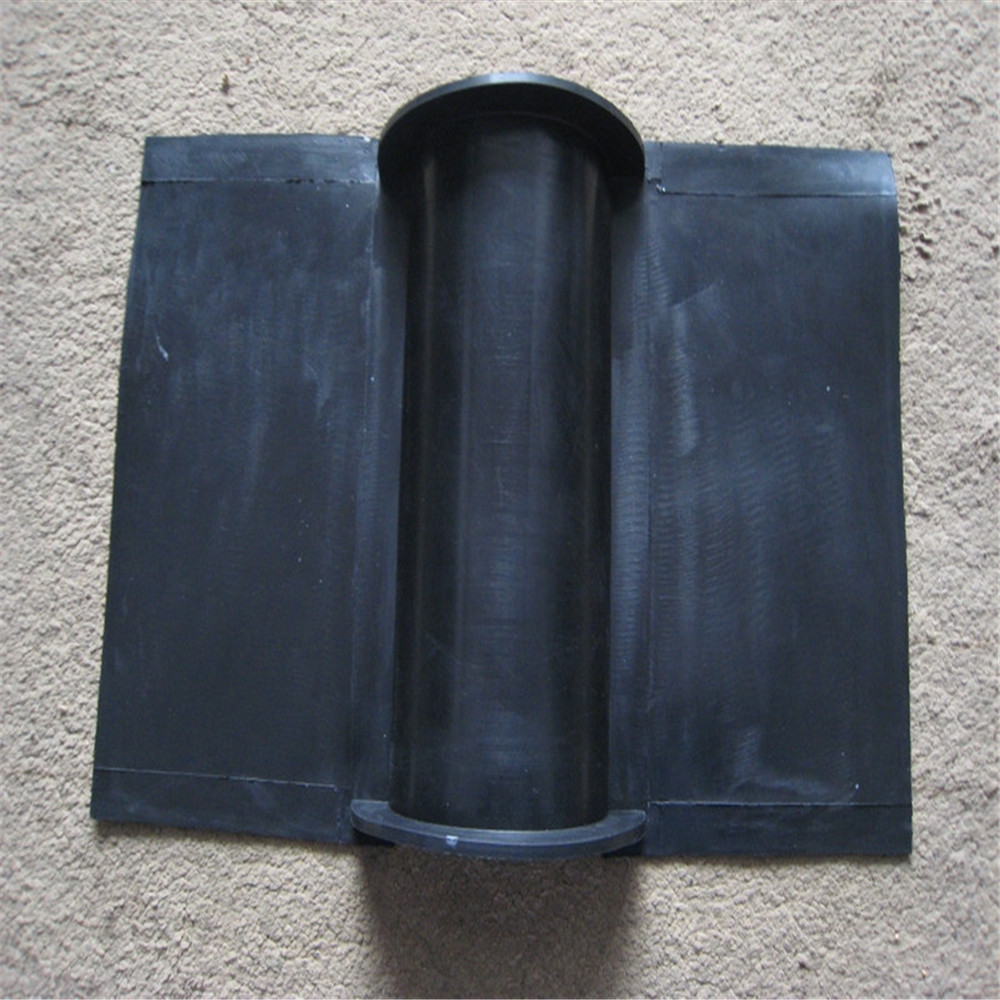 Rubber water barrier/Stopper Strip for motocycle part