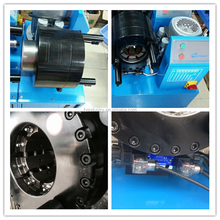 FY-P20 CE 1/8''-2'' 12sets free mould finn power Hydraulic Hose Cutting Machine/hose cutter
