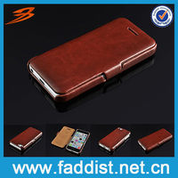 New Stylish Flip Leather Protective Case Cover for iphone 5c