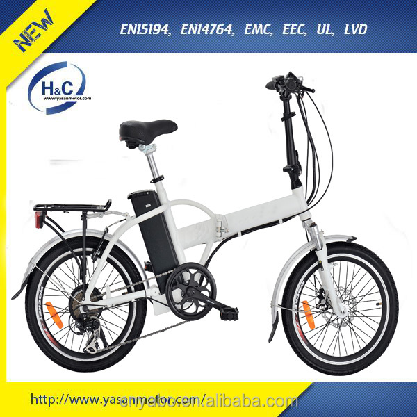 Best price 20inch 36V 11Ah Lithium battery electric bike with 250W bushless motor ebike
