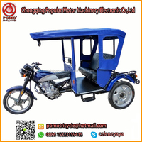 Economical Passenger 49Cc Motorcycle For Sale,Cargo Tricycle With Closed Cargo Box,Tuk Tuk Parts