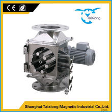 Factory directly selling top quality easy- cleaning magnet separator