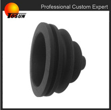 custom epdm rubber boot cover, protective bellow covers, shock absorber dust boot