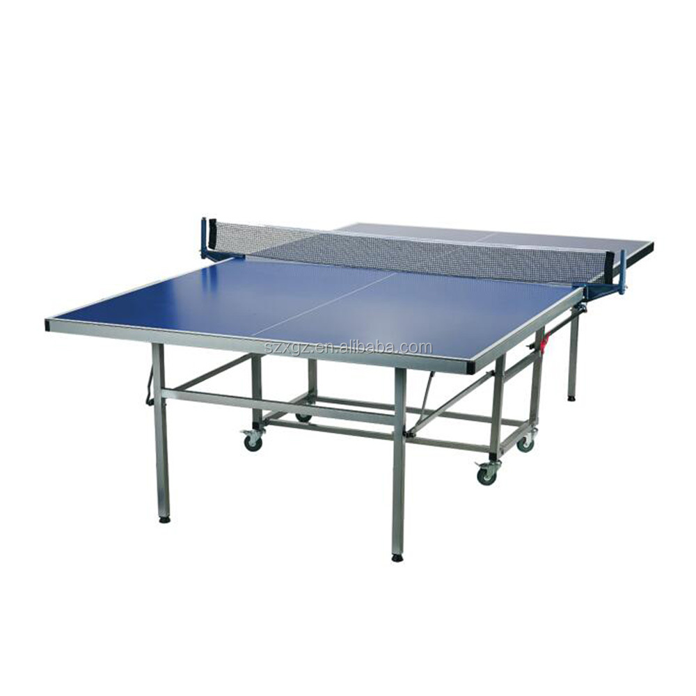 High quality outdoor Folded Table Tennis table set For sale
