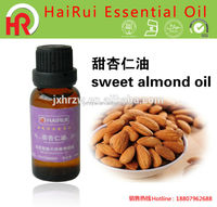 Pure Essential Oil Type Best quality sweet almond oil for face Massage oil