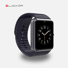 2017 dual sim smart bracelet watch mobile phone