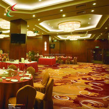 used hotel banquet hall axminster carpet