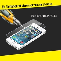 delicate touch anti-fingerprint 9h hardness tempered glass screen protector for iphone 5 5s 5c,screen protector anti-scratch