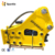 Side type hydraulic breaker for large excavator