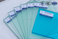 low lead 12mm laminated glass/ Beijing XSH Glass