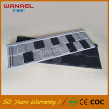 Construction Material Guangzhou Wanael Shingle Free Sample Spanish House Roof Tiles Prices, Tejas Para Techos Precios
