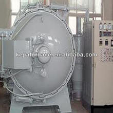 Vacuum heat treatment oven/glass melting furnace oven