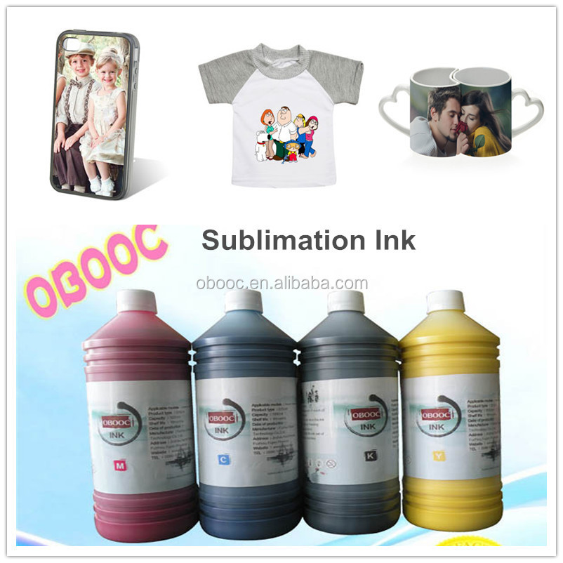 OBOOC Wholesale Dye sublimation Pad Printing Ink Importer