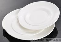 banquet deep dinnerwar manufacturer round decoration name named plate