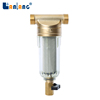 whole house sediment backwash water filter for anti scale