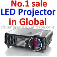 Best Portable Video Game HDMI TV Tuner 720P LED Projector