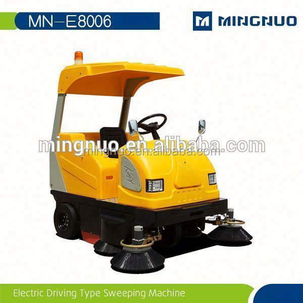 forklift road sweeper brushes rotating brush sweeper