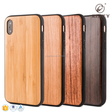 New wooden TPU phone case for iphone 8 mobile phone assessories