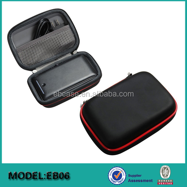 Custom Travel Hard EVA Protective Storage Carrying bag case for Gaming Console and Laptops