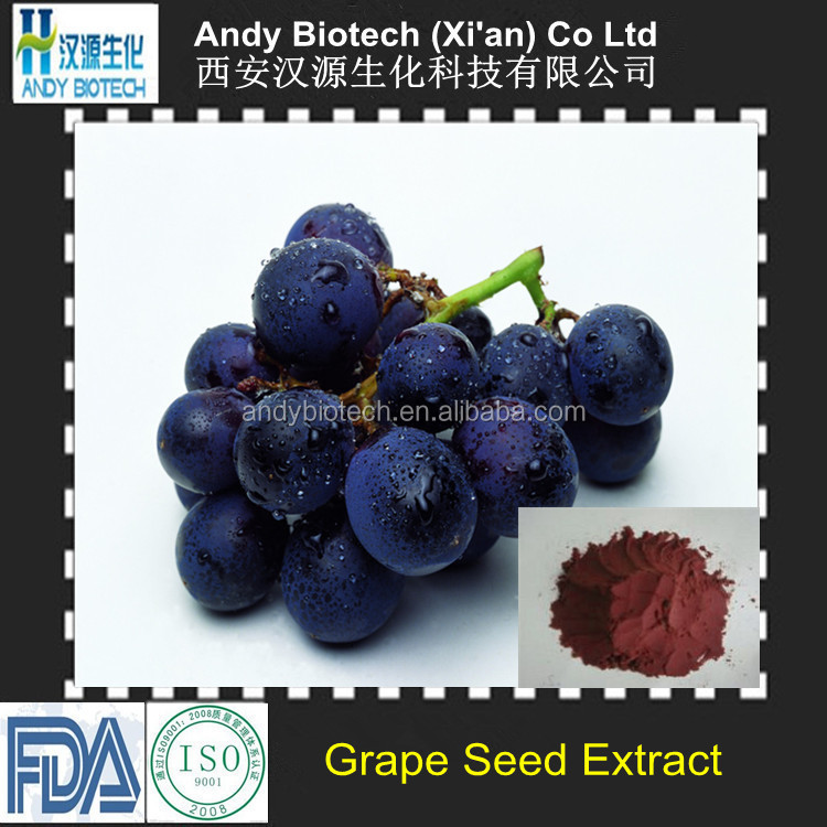 Top Quality 100% Natural Low Price of Grape Seed Extract