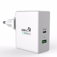 45W usb wall USB-C Type c PD charger us Alibaba express SUPERSEPTEMBER