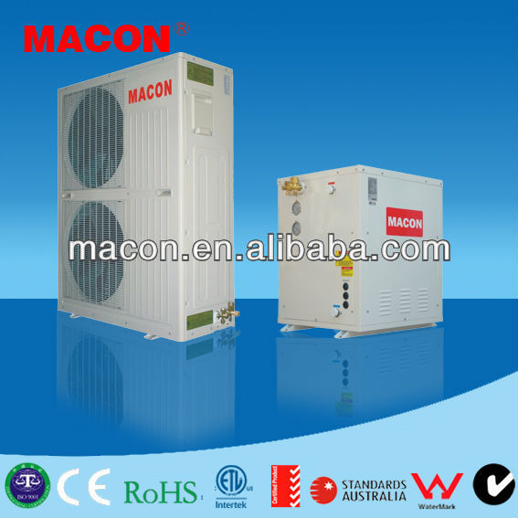 High quality EVI DC INVERTER Heat Pump water pump with CE, ROHS
