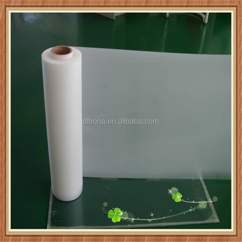 Transparent PEVA film eva film PEVA printed film for raincoat using