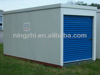 Dismountable container in small size