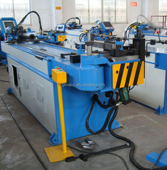 With mandrel hydraulic NC tube bending machine