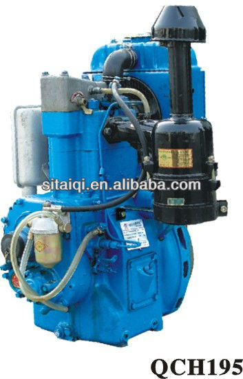 high quality vertical single cylinder diesel engine
