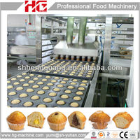 2013 new hot selling small scale custard cake machine